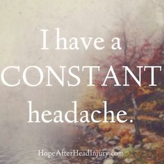 I have told my docs this for years... and they still look at me like it's the first time they're heard it... ugh!
