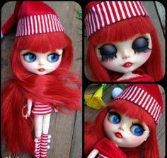 OOAK Custom Modify Face Blythe Blybe Basaak CCE Doll Blythe Clone Doll Pullip | eBay