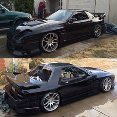 """angelxgoldstar: """"tf-works: """"angelxgoldstar: """" drifttsilence: """" tf-works: """" theryanlopez: """" Coupe converted FC Vert VVTI RHD Converted Full BN Widebody """" (✧ ꒪◞౪◟꒪) - wot! """" OMG """" Amahni a young cat on the block too """" Kinda want to know what. Tuner Cars, Jdm Cars, Fc Rx7, Lowrider Trucks, Street Racing Cars, Car Memes, Bmw Z4, Drifting Cars, Rear Wheel Drive"""