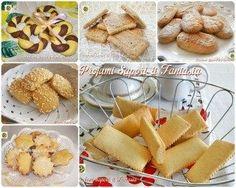 Barchette di frolla, al sapore di arancia   Biscotti al burro ricetta   Biscotti al latte con granella di zucchero