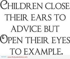 Parenting Quote More
