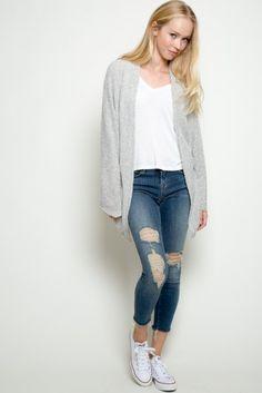 Brandy Melville Caroline Cardigan | Found on my favorite app, Dote Shopping #DoteApp