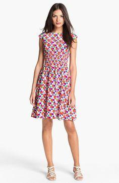 kate spade new york 'blaire' silk dress | Nordstrom