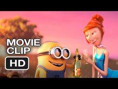 Despicable Me 2 Movie CLIP - Minion Fantasy (2013) - Steve Carell Sequel HD - YouTube