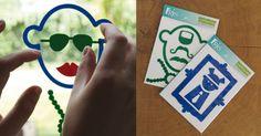 autoraam stickers, spelen in de auto. Leuk om je kind lekker bezig te houden. Es kijken of ie de buurman in de auto na kan maken :)