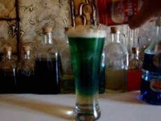 Bebidas con Cerveza I Blue Beer
