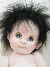 Image result for Soft Sculpture Baby Doll Pattern