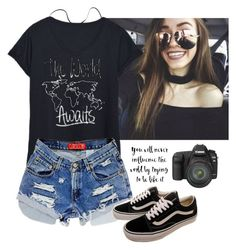"""The World Awaits