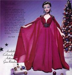 The Big Apple sewing pattern for the Gene Marshall doll by Ashton Drake