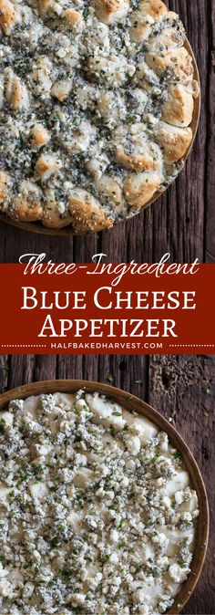 Three-Ingredient Blue Cheese Appetizer | www.halfbakedharvest.com @hbharvest
