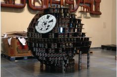 """GraceHebert participates in """"Can Wars"""" to raise hunger awareness Canned Foods, Food Bank, Liquor Cabinet, Architects, Competition, Globe, Challenges, War, Canning"""