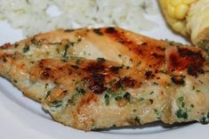 Cilantro Thai Grilled Chicken - Recipes, Dinner Ideas, Healthy Recipes & Food Guide