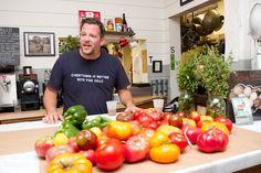 Making Gazpacho w/ leFarm's BillTaibe - CT Bites - Restaurants, Recipes, Food, Fairfield County, CT