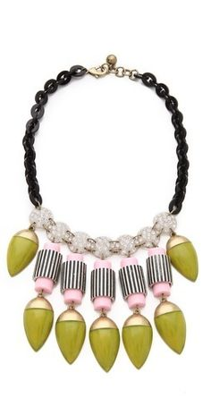 Lulu Frost Poetry Necklace    $384.00