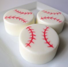 Baseball Soap  Goat's Milk Soap  Scented Root Beer by KcSoapsNmore, $6.50