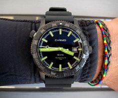 C600 Tri-Tech Diver Elite | by Christopher Ward