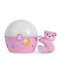Chicco Next2 Stars Projector - Pink | lighting | Mothercare