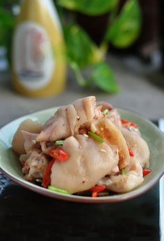 Pig Feet in Sauce | Top Chinese Cuisine Top Chinese Food