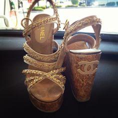 fashionatee:    Chanelicious!