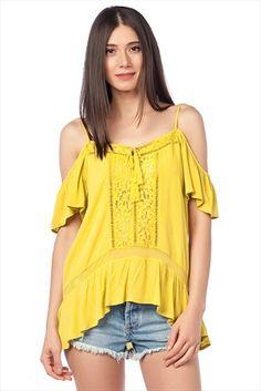 Fıstık Yeşil Bluz http://indirimkodlarim.com/trendyol
