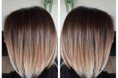 Son yıllarda moda olan ombre saç modelleri özellikle saçlarının tamamını boyamak istemeyen ve doğal bir görünüm hedefleyenlerin sıkça tercih ettiği saç boy