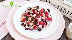 Recept na želatinové bonbónky » Paleo snadno Thing 1, Paleo Whole 30, Lchf, Whole30, Low Carb, Candy, Chocolate, Breakfast, Food