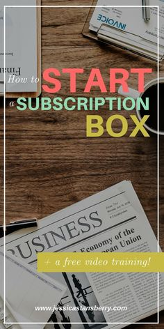 If you have been trying to figure out how to start a subscription box, this post is for you! Were talking about building a subscription business and make it successful!  #business #businestips  #marketing #contentmarketing  #businesswoman #money #moneytips #subscriptionboxes