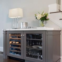 Built in beauty home bar with subzero wine fridge was designed and installed as a piece of furniture that is in between the kitchen living… Bar Furniture, Cabinet Furniture, White Furniture, Cheap Furniture, Kitchen Furniture, Furniture Removal, Farmhouse Furniture, Plywood Furniture, Discount Furniture