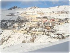Skiing – Sierra Nevada contains the highest point in Spain at 3,479 metres A po