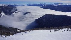 Pustertal im Nebel