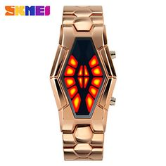 Unisex Digital Depth Waterproof Korean Fashion Creative Personality LED Electronic Watches (Assorted Colors) Cool Watches Unique Watches 4950385 2017 – $29.99