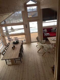 Ålhytte, Leveldåsen, Ål Chalet Interior, Ski Chalet, Space Saving, Future House, Tiny House, Dining Table, House Design, Furniture, Home Decor