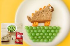 Dinosaur Lunch
