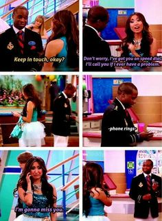 THIS WAS THE SADDEST EPISODE OF MY LIFE. EVEN THOUGH I HATED SUITE LIFE ON DECK CUZ IT WASN'T SUITE LIFE OF ZACK AND CODY BUT STILL