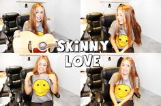 Skinny Love cover by Neriah Fisher