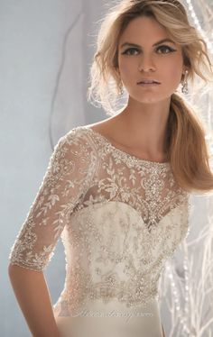 Mori Lee 1962 by Bridal by Mori Lee
