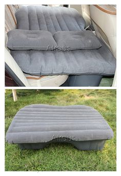 Car styling Inflatable Car Bed for Back Seat Auto Covers for Bmw Ford Focus Toyota Volkswagen Mercedes Audi Solaris Accessories-in Seat Covers from Automobiles & Motorcycles on Aliexpress.com | Alibaba Group