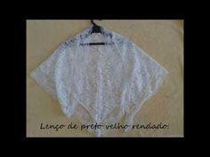Mais um vídeo da série toalhas para Umbanda