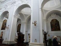 La Cattedrale di Ischia Ponte, Isola Ischia Italia (Maggio)