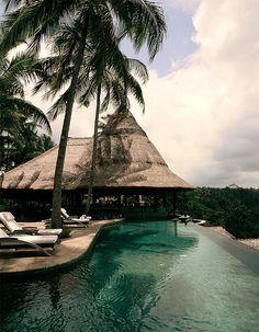 Viceroy in Ubud, Bali by juddchr, via Flickr