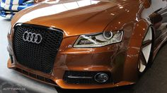 Audi A3 Sportback: Widebody Deluxe  http://www.autotuning.de/audi-a3-sportback-widebody-deluxe/ 8P, Audi A3, Sportback, Widebody