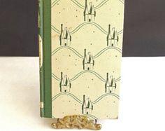 Antique Book Wizard of Oz 1956 Childrens Book Collectible Classic Literature Frank Baum