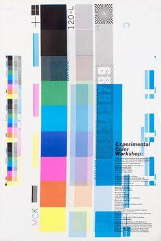 Experimental Color Workshop