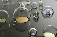 Atmosphere: and your troubles like bubbles will disappear. Jasmine Targett.