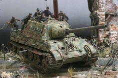 Jagdtiger 1/35 scale
