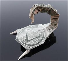 dollar-bill-scorpion