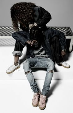 Rihanna and Travis Scott for Puma