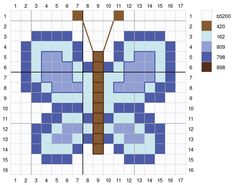 Stitch Fiddle now has support for DMC and Anchor floss colors, as well as back stitches, to create beautiful embroidery cross stitch patterns.  Try it here: https://www.StitchFiddle.com