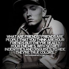 Friends Or Fake Ftiends!
