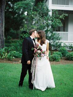 Southern Weddings V6: Blackberry Beauty - Southern Weddings Magazine